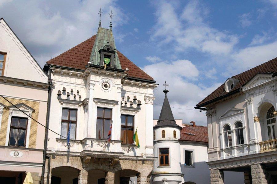 Hôtel de ville sur la place de Marie. (© iStockphoto.com/sneska))