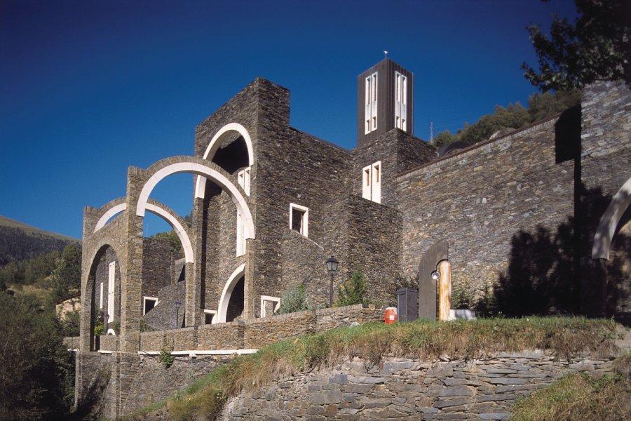 Sanctuaire de Meritxell (© Ministère du Tourisme du Gouvernement d'Andorre))