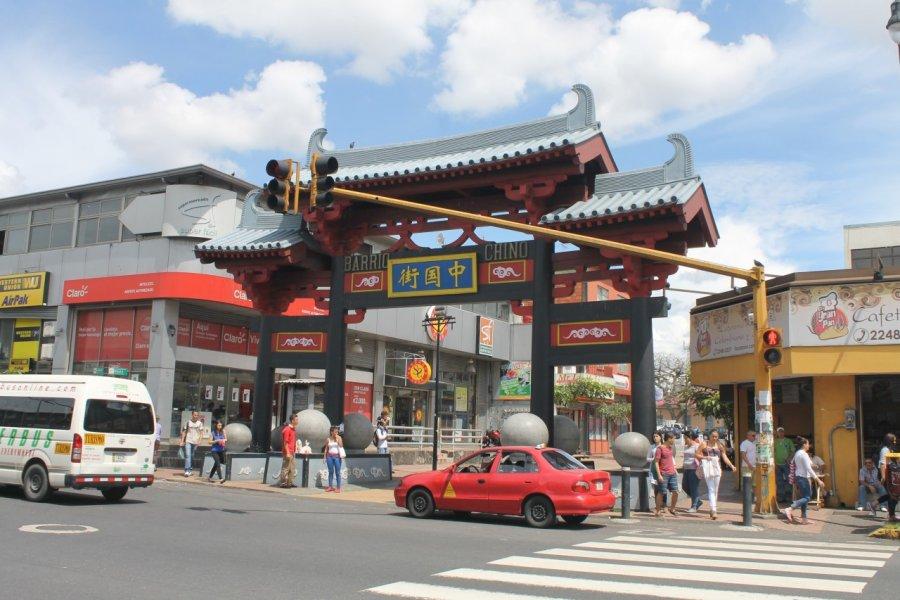 Barrio chino, San José. (© Julie OLAGNOL))