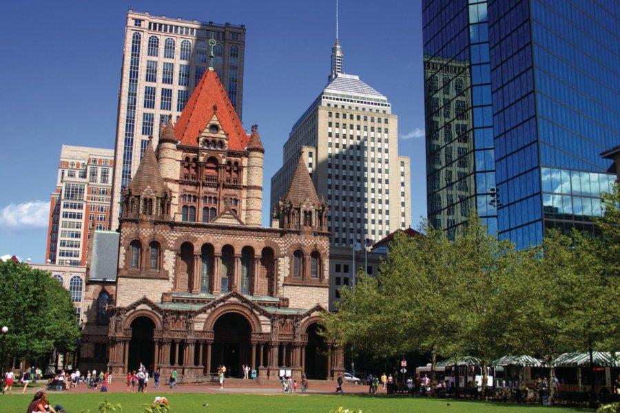 Copley Square à Boston. (© Chee-Onn LEONG - Fotolia))