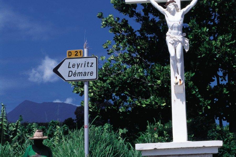 Sur la route de Basse-Pointe. (© Itzak Newmann - Iconotec))