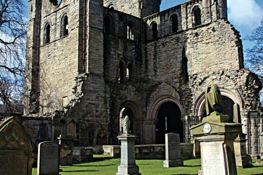 Abbaye de Kelso. (© Gail Johnson - Fotolia))