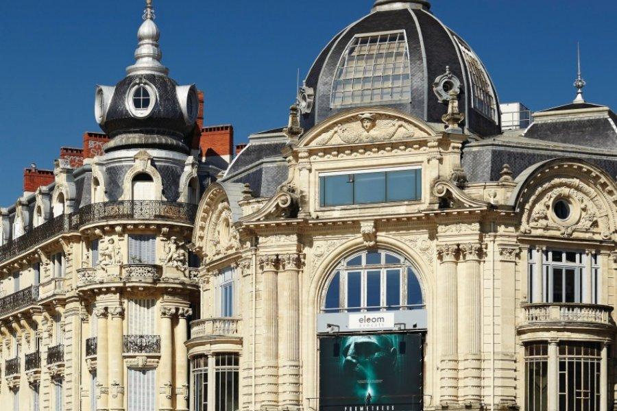 Place de la Comédie. (© Richard Taylor))