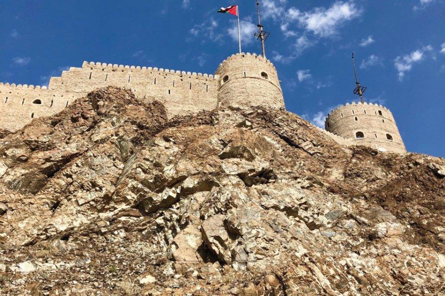 Fort de Mutrah. (© Cathyline DAIRIN))