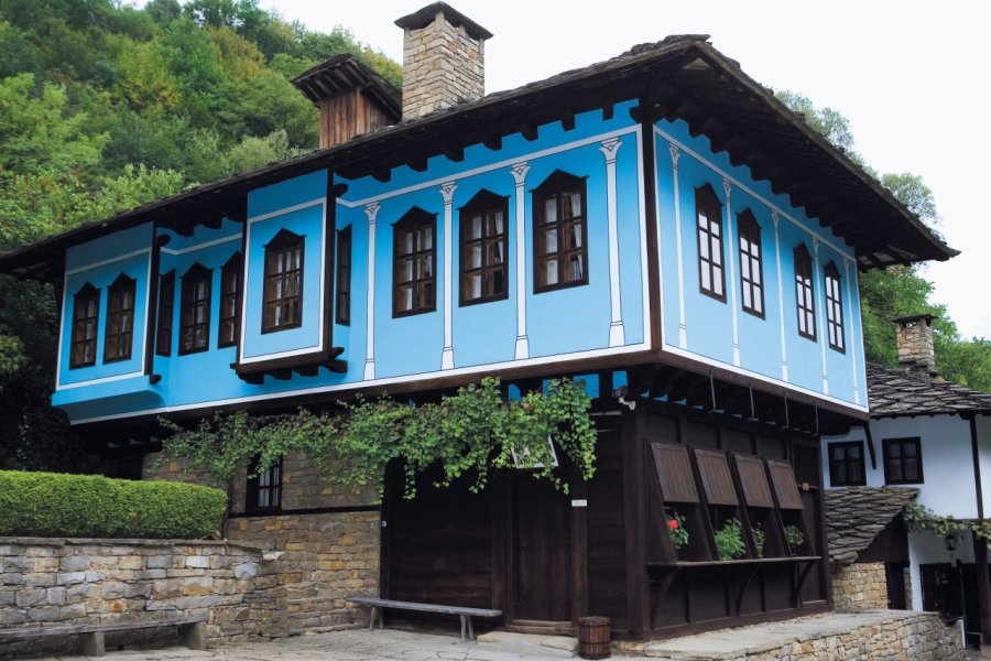 Etara, village-musée ethnographique en plein air. (© Author's Image))