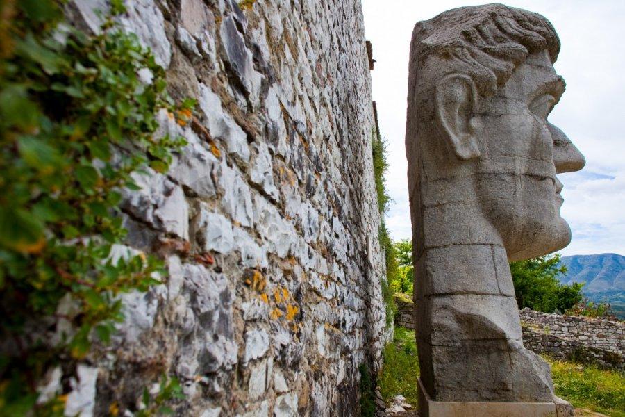 Cité historique de Berat. (© Martchan - Shutterstock.com))