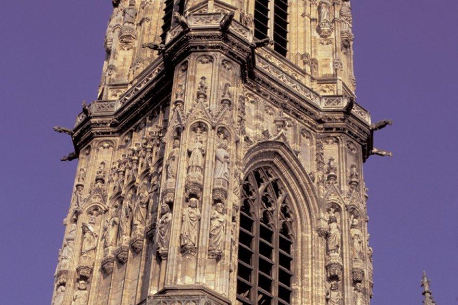 Tour de la cathédrale (© Alamer - Iconotec))