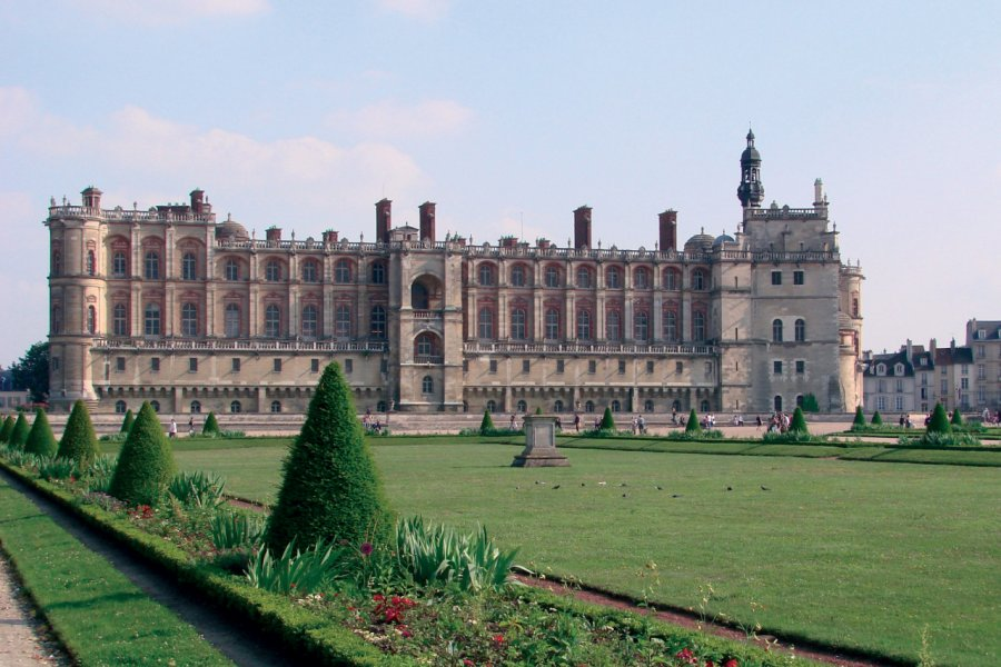 Le château de Saint-Germain-en-Laye (© NFR PICTURES - FOTOLIA))