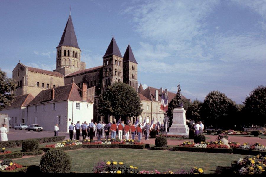 Basilique du Sacré-Coeur.)