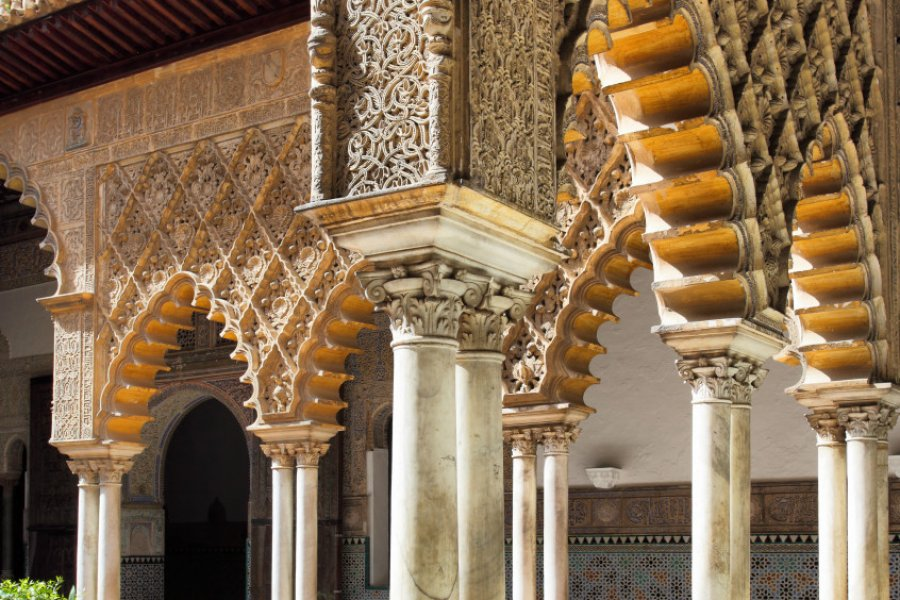 Alcázares royaux. (© Roman Sigaev - Shutterstock.com))