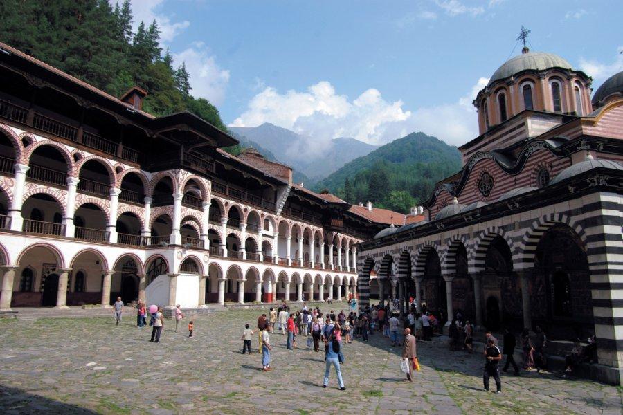 Monastère de Rila. (© Stéphan SZEREMETA))
