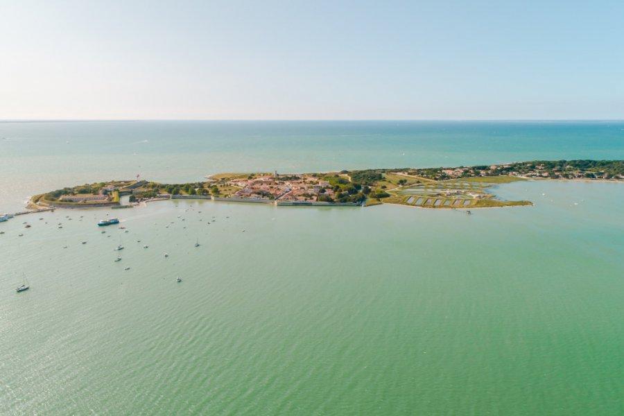 Vue sur l'île d'Aix. (© texianlive - Shutterstock.com))