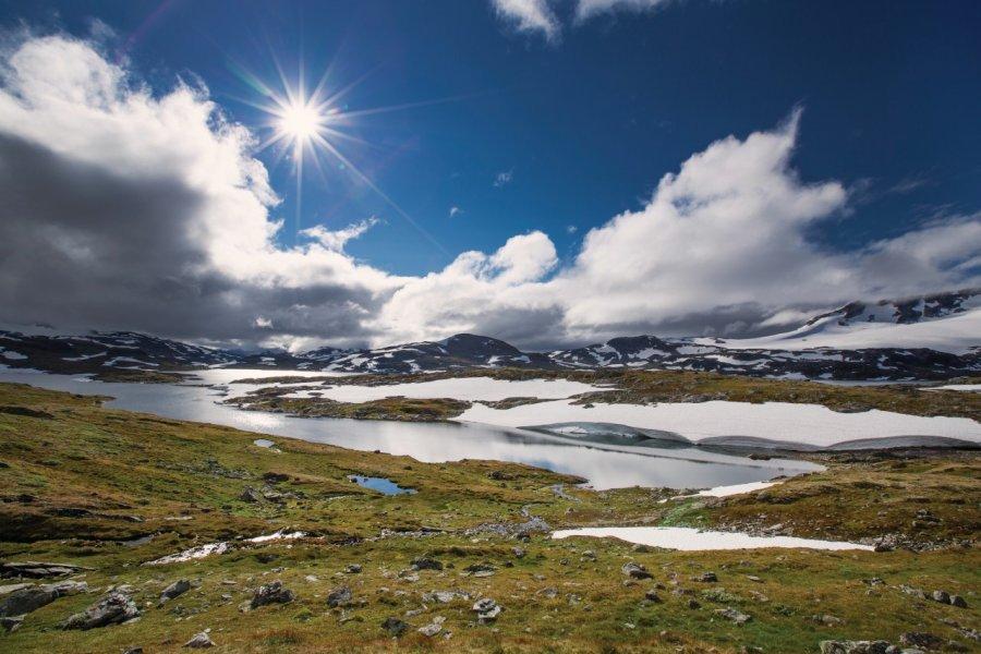 Jotunheimen. (© BastianLinder - iStockphoto))