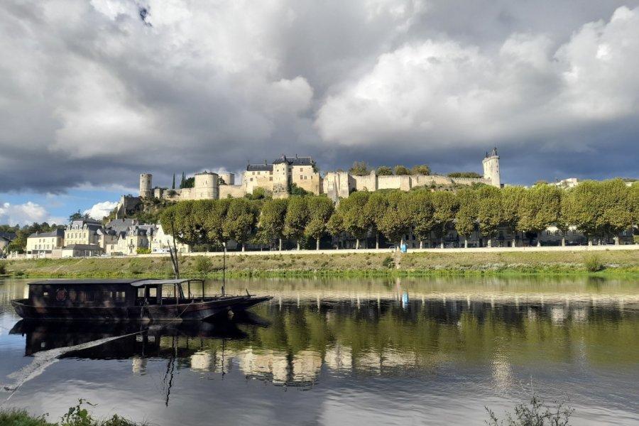 Forteresse royale de Chinon. (© Alexandre BLOND))