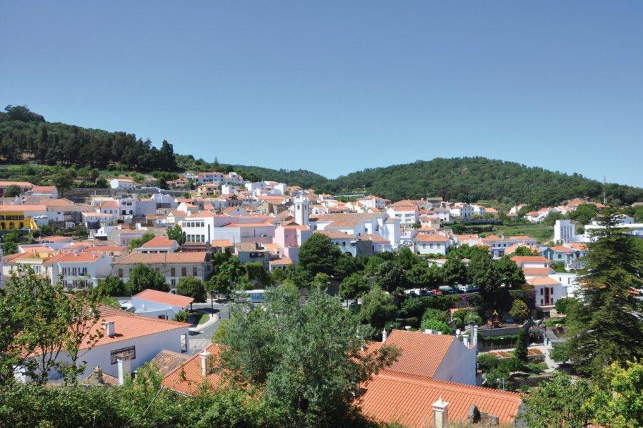 Ville de Monchique. (© Turismo do Algarve))