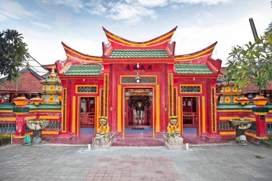 Ancien temple chinois de Tanjung Benoa. (© Aleksandar Todorovic / Shutterstock.com))