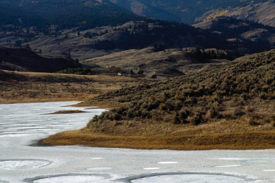 Spotted Lake, Osoyoos (© laughingmang - iStockphoto.com))