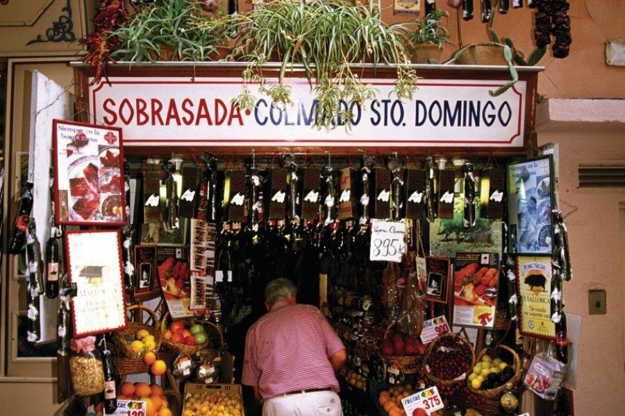 Épicerie à Palma de Majorque. (© Author's Image))