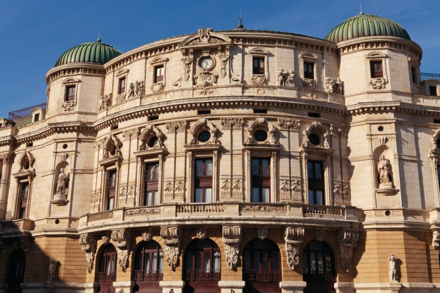 Théâtre Arriaga. (© Philippe GUERSAN - Author's Image))