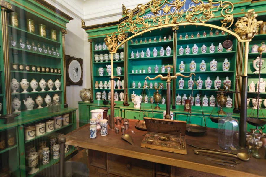 Pharmazie-Historisches Museum. (© Philippe GUERSAN - Author's Image))