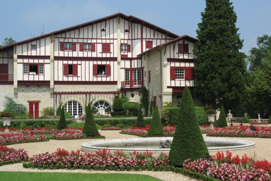 La villa Arnaga, où vécut Edmond Rostand. (© Villa Arnaga, musée Edmond Rostand, Cambo-les-Bains.))