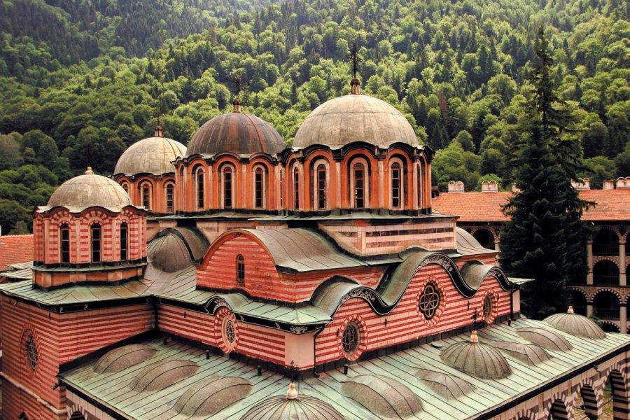 Monastère de Rila. (© S.Nicolas - Iconotec))