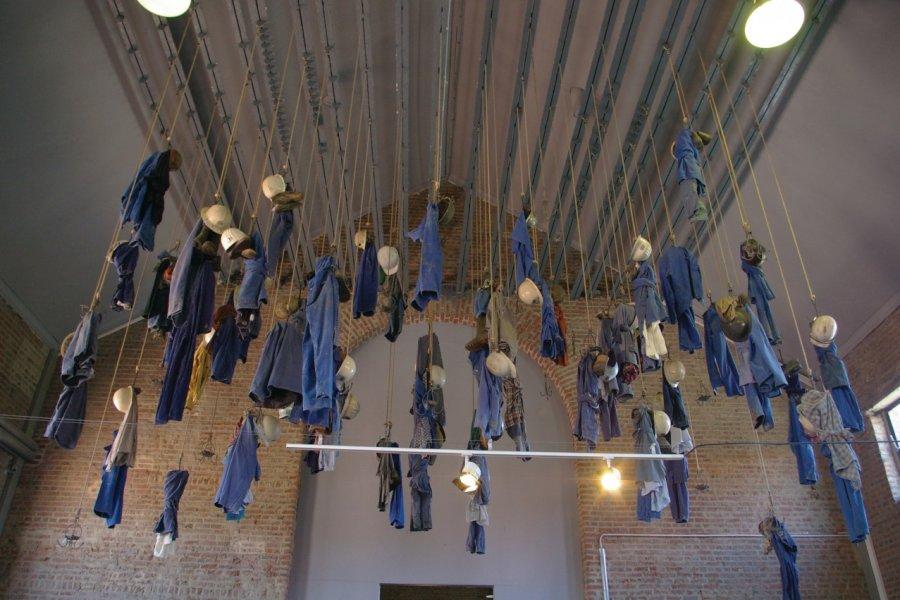 La salle des pendus, Centre historique minier de Lewarde (© Florian Villesèche - Fotolia))