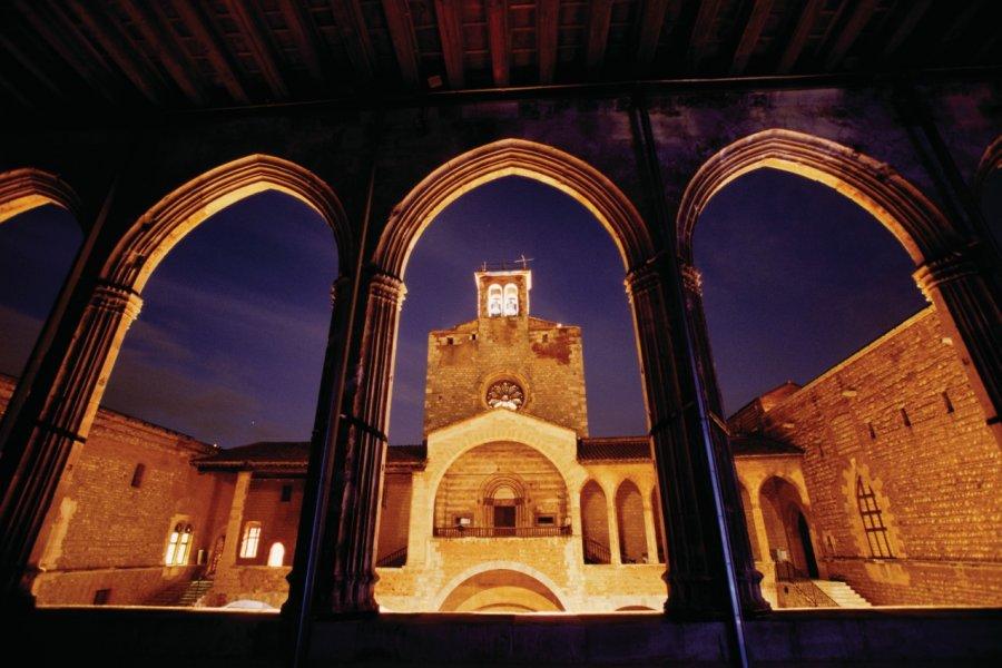 Intérieur du Palais des Rois de Majorque - Perpignan (© VINCENT FORMICA))