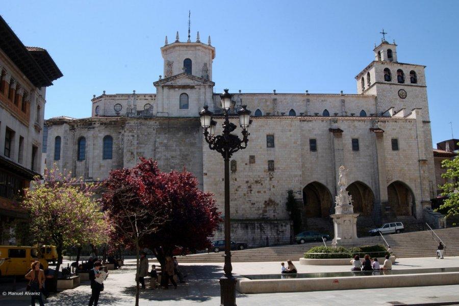 La cathédrale de Santander. (© Office de tourisme de Santander))