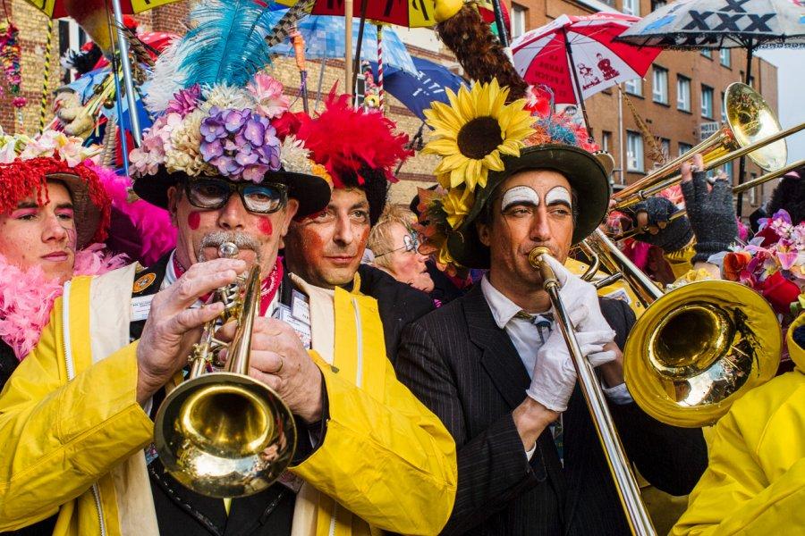 Carnaval de Dunkerque. (© Hector Christiaen - Shutterstock.com))