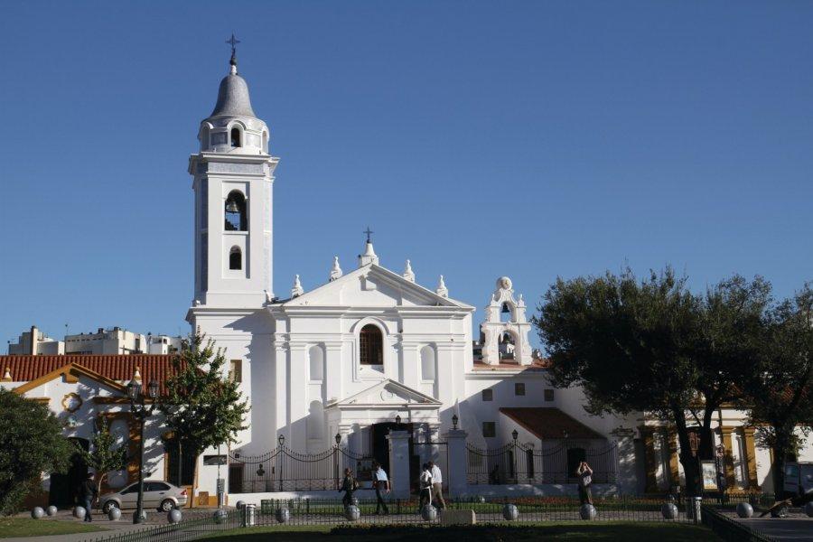 Basilique Nuestra Señora del Pilar (© Stéphan SZEREMETA))