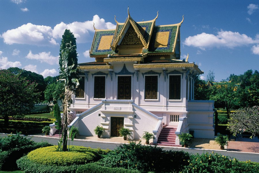 Palais royal de Phnom Penh. (© Eric Martin - Iconotec))