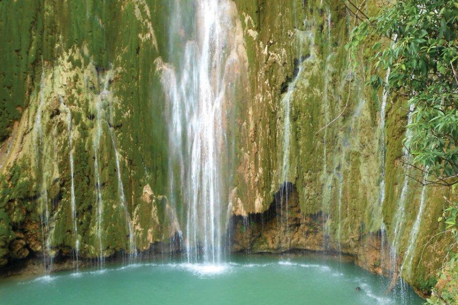 Chutes d'eau d'El Limón. (© Nadifri - iStockphoto))