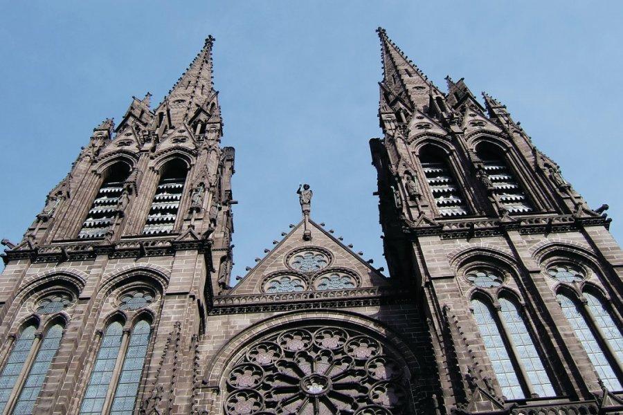 La cathédrale Notre-Dame de l'Assomption<b> </b>de Clermont-Ferrand (© Pascal DESTERCKE - Fotolia))