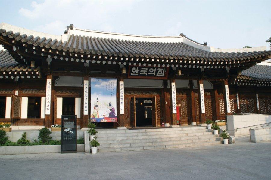 La maison de la Corée. (© Barthélémy COURMONT))