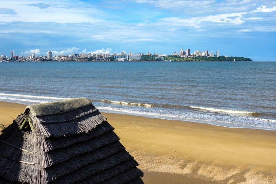 Vue sur Maputo, depuis Catembe. (© catcha - Fotolia))