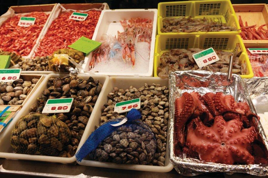 Marché de la Ribera, le plus grand marché alimentaire d'Europe. (© Philippe GUERSAN - Author's Image))
