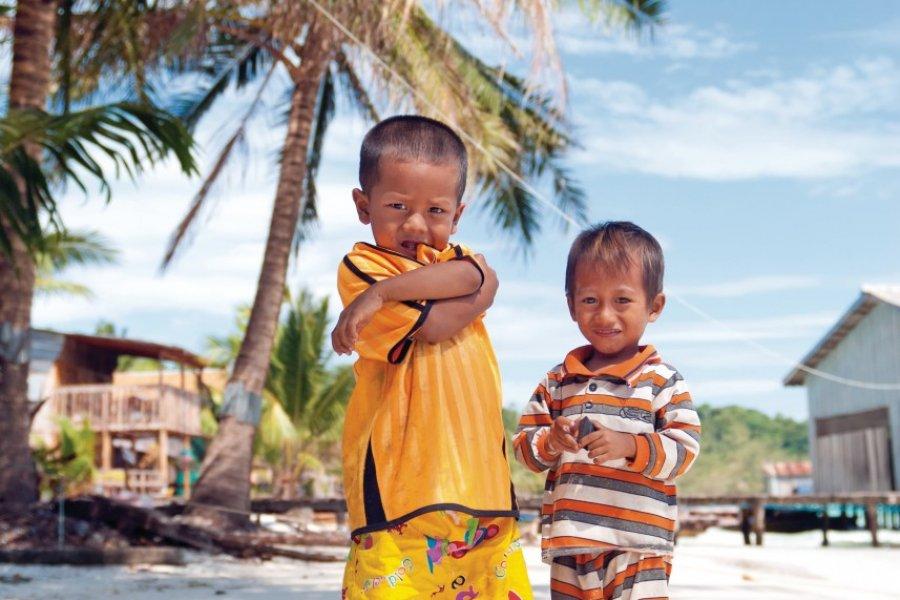 Île de Koh Rong. (© Nicolas HONOREZ))