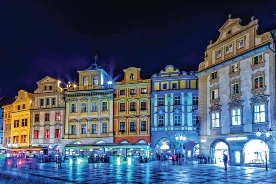 La place de la vieille ville de Prague. (© OnTheWind - iStockphoto))