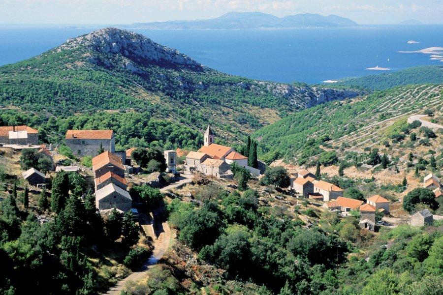 Île de Hvar. (© Author's Image))