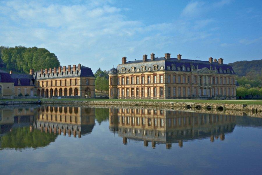 Le château de Dampierre (© JONATHAN - FOTOLIA))