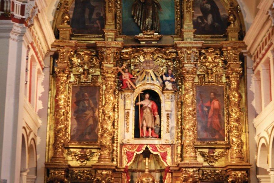 Église de Los Santos Juanes. (© Philippe GUERSAN - Author's Image))