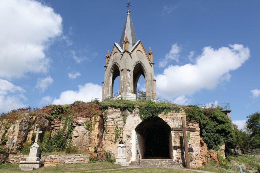 Notre-Dame-de-la-Motte de Vesoul. (© @laurent - iStockphoto))