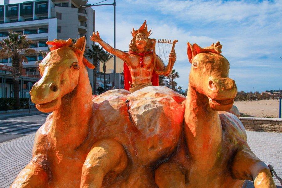 Carnaval de rethymnon. (© Summer-like - Shutterstock.com))