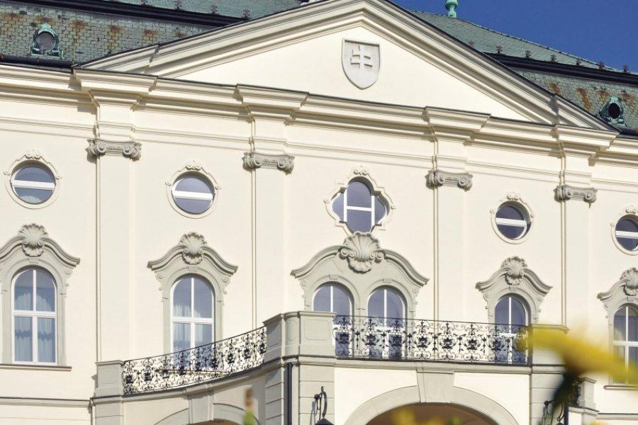 Palais archiépiscopal d'été, bureau du gouvernement slovaque. (© r-o-x-o-r - Fotolia))