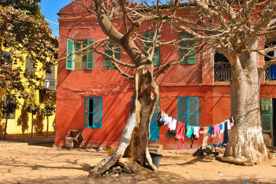 Ile de Gorée. (© Ekix - Shutterstock.com))