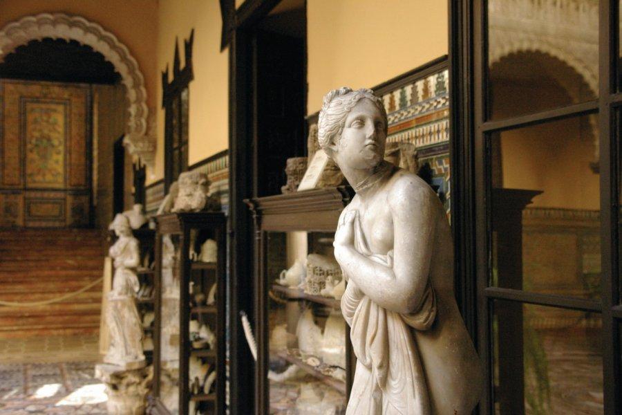 Palais de la comtesse de Lebrija. (© Stéphan SZEREMETA))