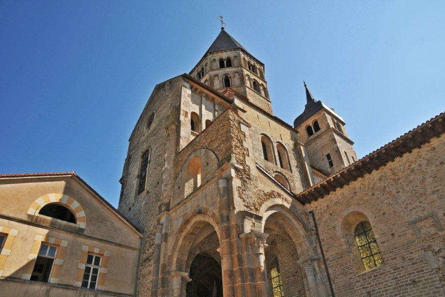 Abbaye de Cluny. (© lamio / Adobe Stock))