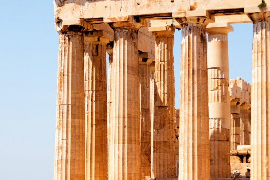 Le Parthénon. (© Ivan Mateev / Shutterstock.com))