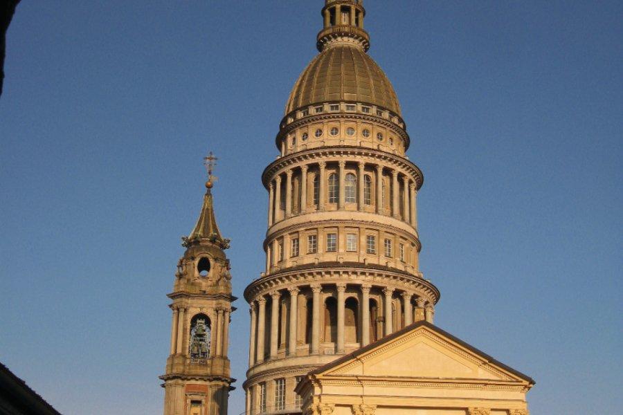 Cupole de la Basilica San Gaudenzio (© Archivio Fotografico ATL della Provincia di Novara))